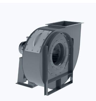 Centrifugal fan for medium pressure with backward curved blades