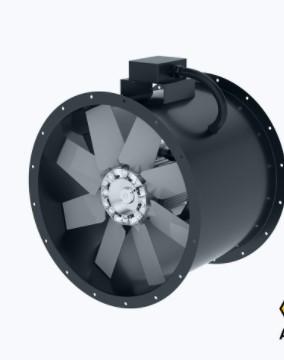 ATEX Axial duct fan
