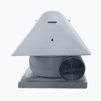 Plastic roof fan I