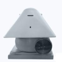 Plastic ATEX roof fan