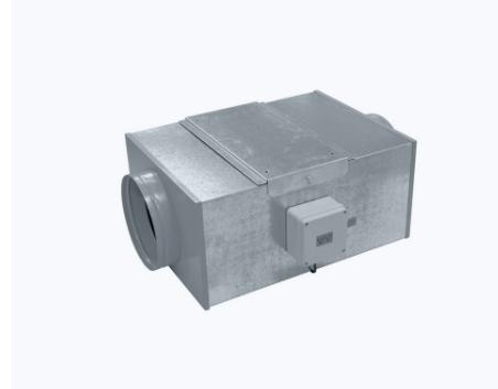 Inline fan insulated – Mini-box