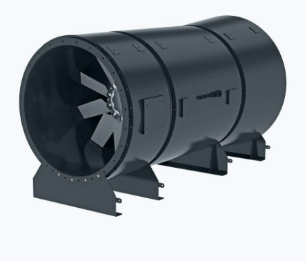 Heavy Duty axial fan
